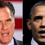 Mitt Romney and Barack Obama:  Down to the wire (AP)