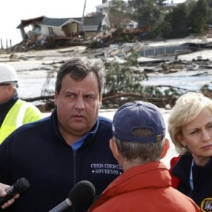 New Jersey Gov. Chris Chrisie (AP Photo/Mel Evans)