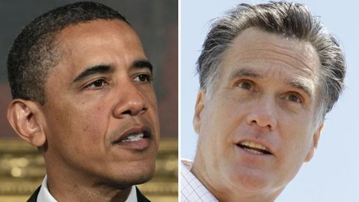 Barack Obama and Mitt Romney: Headed for a photo finish?