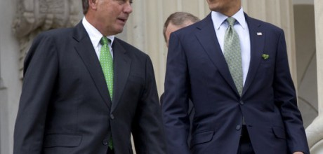 Boehner: House Republicans willing to work with Obama