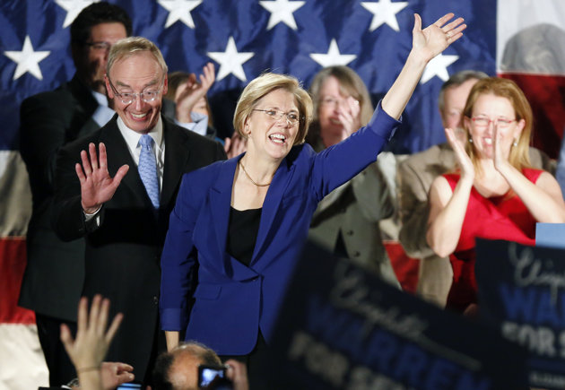 Sen. Warren details a working family's woes