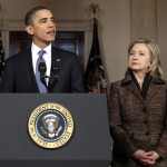 President Barack Obama and Secretary of State Hillary Clinton (AP Photo/Carolyn Kaster, File)