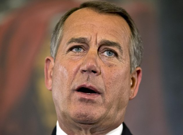 Obama, Boehner, Congress and the 'fiscal cliff'