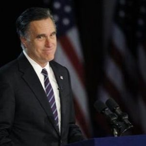 Mitt Romney: 'What? I lost?'