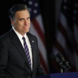 Mitt Romney: 'What? I lost?' (SHANNON STAPLETON/Reuters)