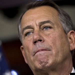 House Speaker John Boehner (AP Photo/J. Scott Applewhite)