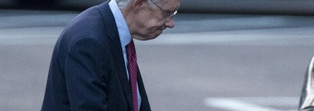 Last-minute Senate talks to avert fiscal disaster