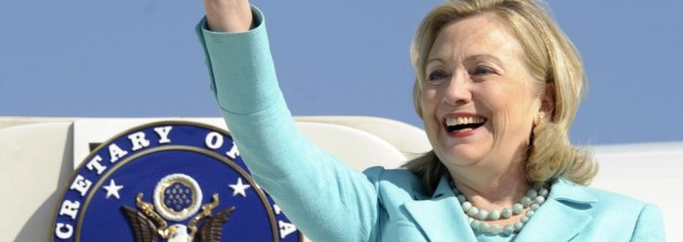 Secretary of State Hillary Clinton hospitalized with blood clot