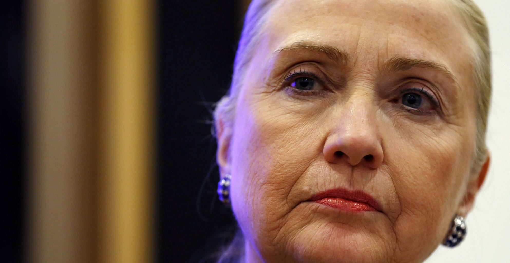 Secretary of State Hillary Rodham Clinton  (AP Photo/Kevin Lamarque, FILE)