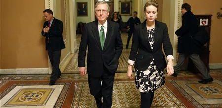 Under Senate deal, economy dodges bullet for now