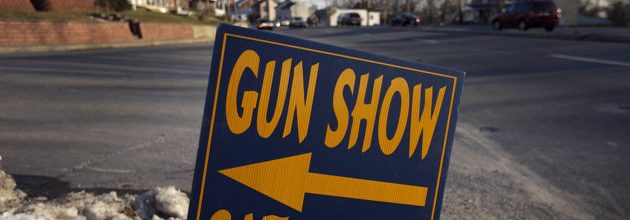 Four gun shows near Newtown, CT cancel after school shooting