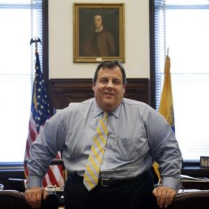 New Jersey Gov. Chris Christie  (AP Photo/Mel Evans)