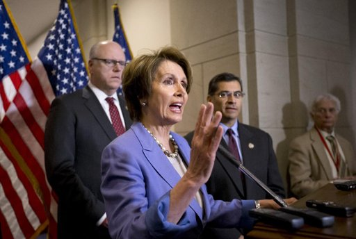 Pelosi may want even more taxes for the rich