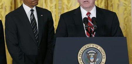 Obama's pick for CIA director defends drone strikes