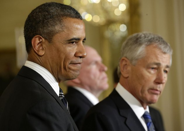 A rough confirmation ride predicted for Hagel nomination