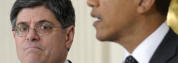 Obama turns a page at Treasury with Lew nomination