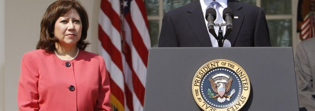 Obama's second-term, reshuffled cabinet taking shape