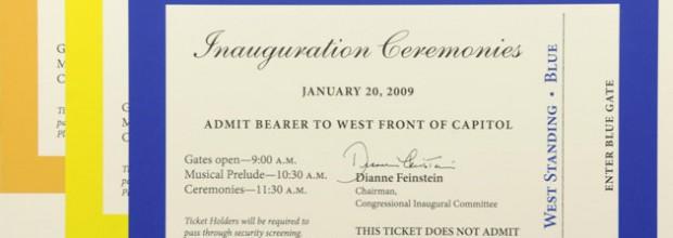 Scalpers hawking free Obama inauguration tickets online