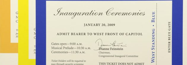 Scalpers hawking free Obama inauguration tickets online