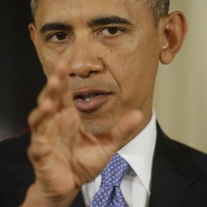 President Barack Obama (Associated Press/Pablo Martinez Monsivais)