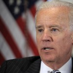Vice President Joe Biden speaks during a meeting with representatives from the video game industry in the Eisenhower Executive Office Building on the White House complex in Washington. As Biden finalizes a package of recommendations for the president to curb gun violence, the National Rifle Association said there is enough support in Congress to block any new laws that would ban assault weapons. 