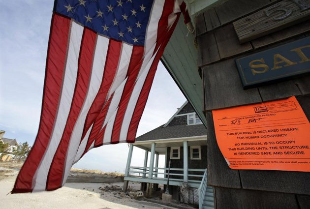 Critics say too much Hurricane Sandy aid tied to other projects