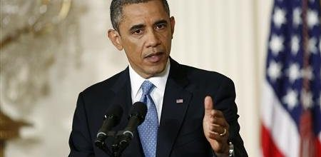 Obama refusing to negoiate on debt ceiling