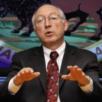 Interior Secretary Ken Salazar  (AP Photo/J. David Ake)