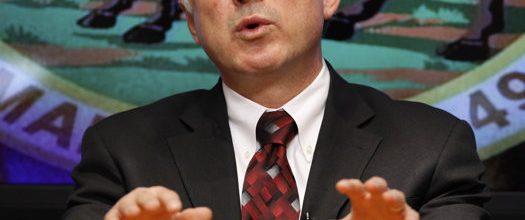 Ken Salazar will leave Interior Secretary job in March