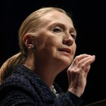 Hillary Clinton (REUTERS/Kevin Lamarque)
