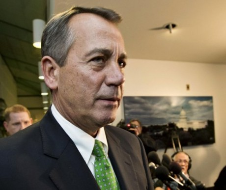House Speaker John Boehner (AP Photo/J. Scott Applewhite, File)