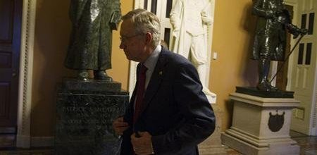 Harry Reid may allow vote on assault weapons ban