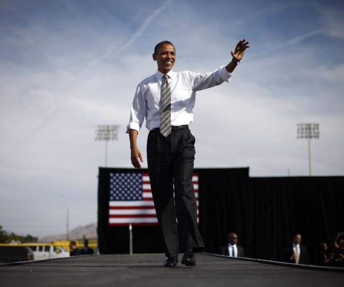 Western U.S. is drifting towards Democrats
