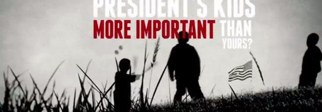 NRA lobbyist admits ad on Obama's kids was a screw-up