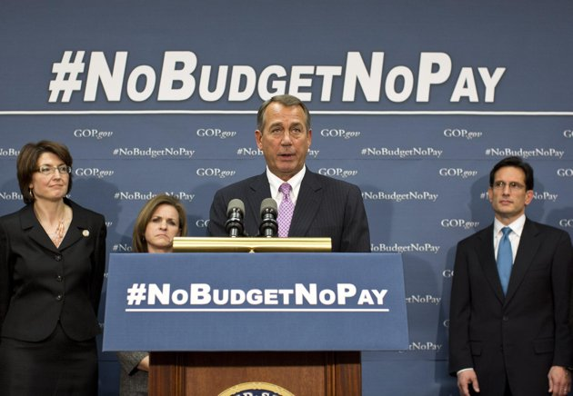 No budget, no pay: An incredible idea whose time has come?