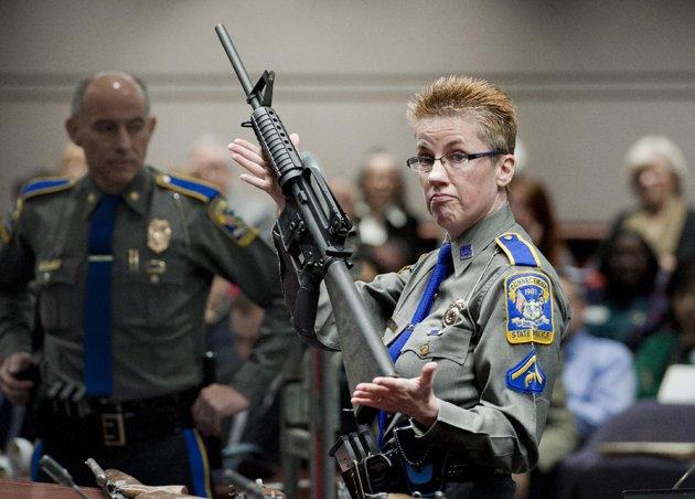 Newtown parents want more enforcement of gun laws