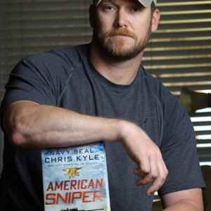 Former Navy SEAL and author Chris Kyle  (AP Photo)