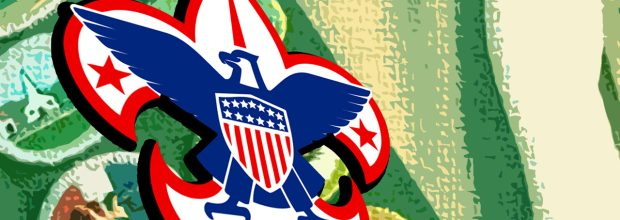 The Boy Scouts, haven for sexual predators, may openly admit gays