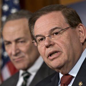 Sen. Robert Menendez  (AP Photo/J. Scott Applewhite, File)