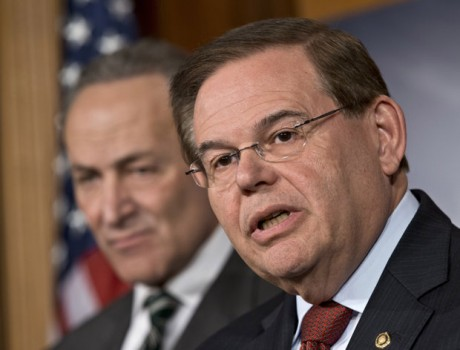 Sen. Robert Menendez  (AP Photo/J. Scott Applewhite, File)