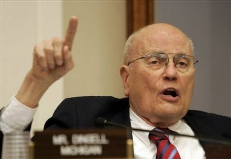 Rep. John Dingell (AP Photo/Susan Walsh, File)
