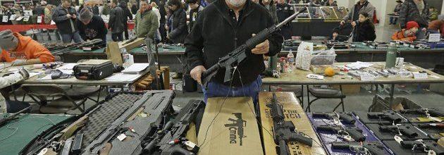Senators seek compromise on gun purchase background checks