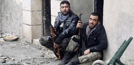 Pentagon admits backing plan to arm Syrian rebels