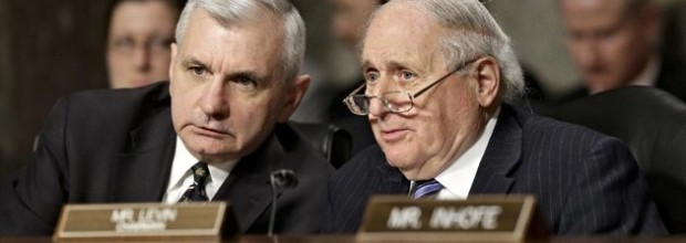 Senate Dems to GOP: Forget your stupid games on Hagel