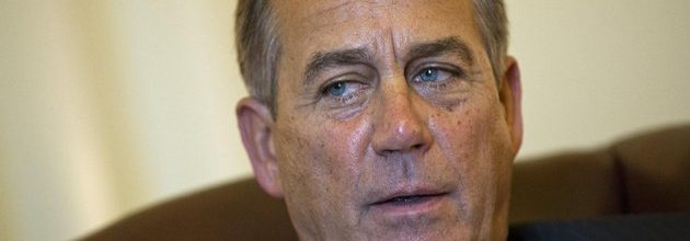 Boehner backs off, lets other take the lead on issues