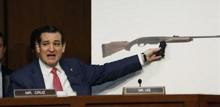 New right-wing Senator tries to take Washington by storm