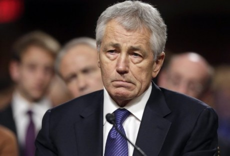 Chuck Hagel .(AP Photo/J. Scott Applewhite, File)