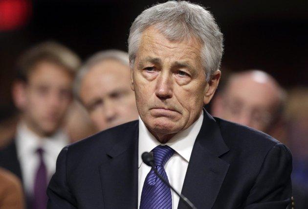 Senate Republicans force delay on Hagel confirmation