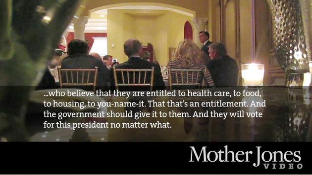 Mother Jones reporter wins reward for Romney '47 percent' story