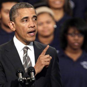 President Barack Obama (AP Photo/M. Spencer Green, File)